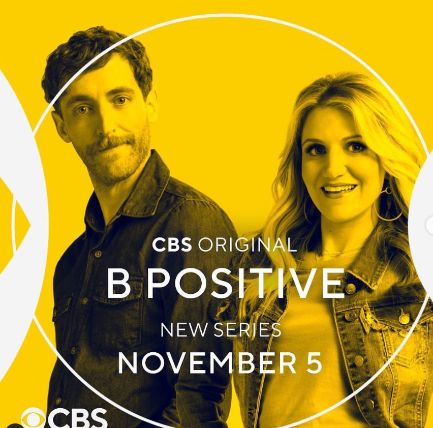 Thomas Middleditch played lead role of Drew Dunbar in the CBS comedy series 'B Positive'