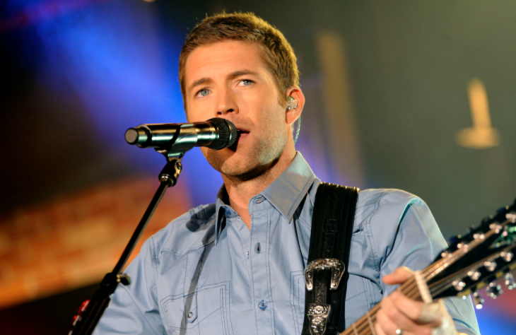 Josh Turner, a famous country music singer