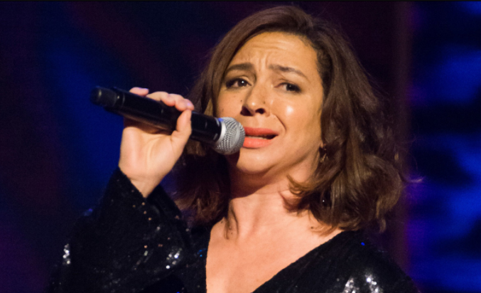 Maya Rudolph performs at Comedy Central's Night of Too Many Stars America Comes Together for Autism Programs in 2015