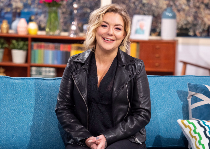 Sheridan Smith, a famous actress, singer and presenter