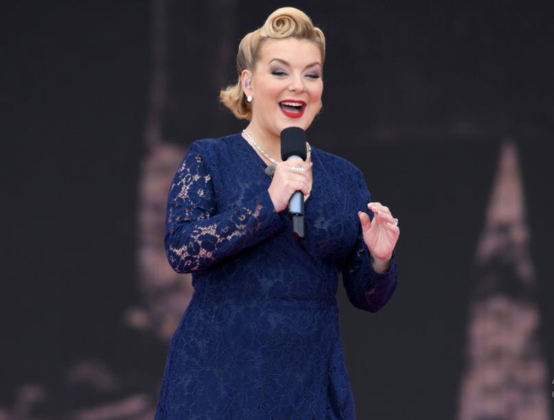Sheridan Smith Singing