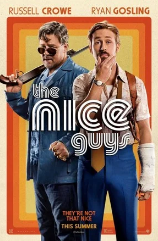 Steve Wilder In the Nice Guys