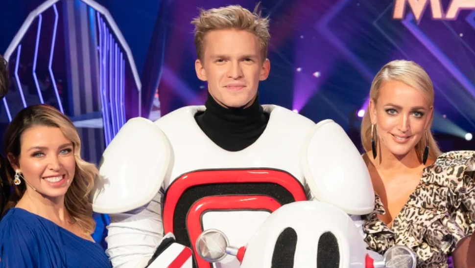 Cody Simpson was named the winner of The Masked Singer