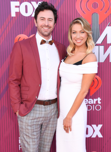 Beau Clark With Stassi