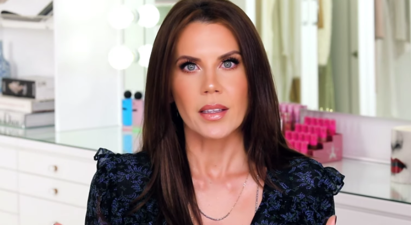 Tati Westbrook, an American internet personality, YouTuber, and a make-up artist