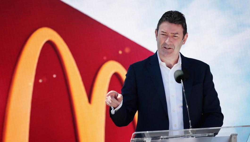 Steve Easterbrook McDonald's
