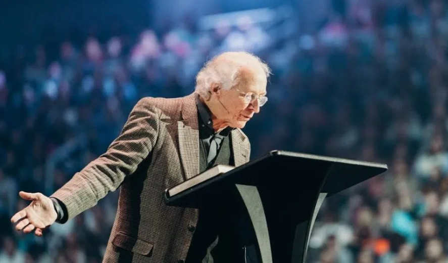 John Piper Speeching of Bible