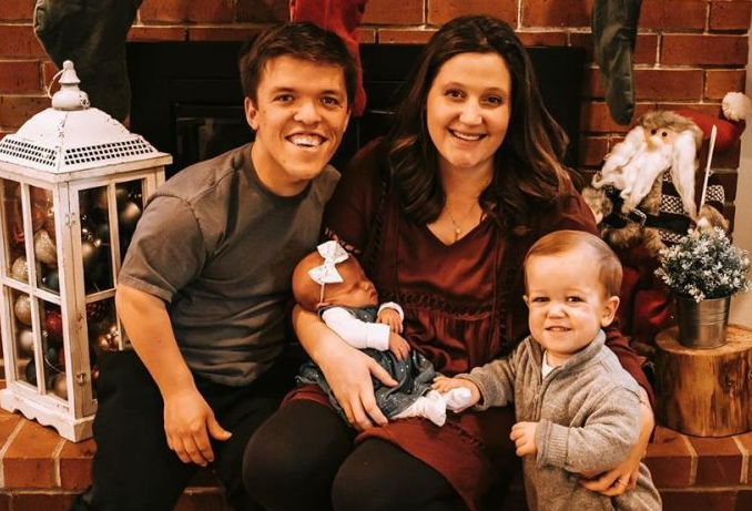 Tori Roloff With Her Husband and Children