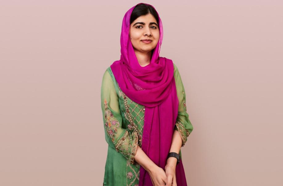 Pakistani Political Activist, Malala Yousafzai