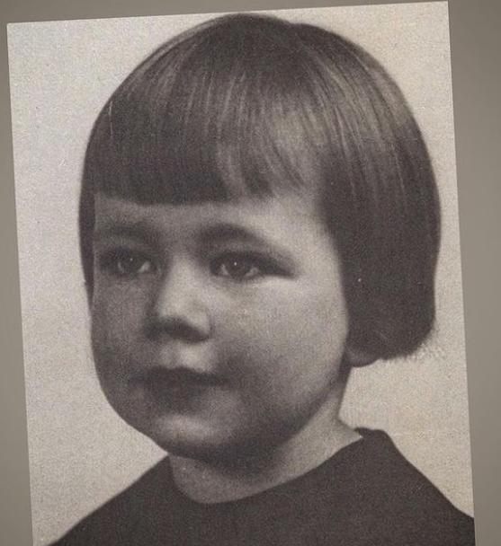 Little Carol Burnett