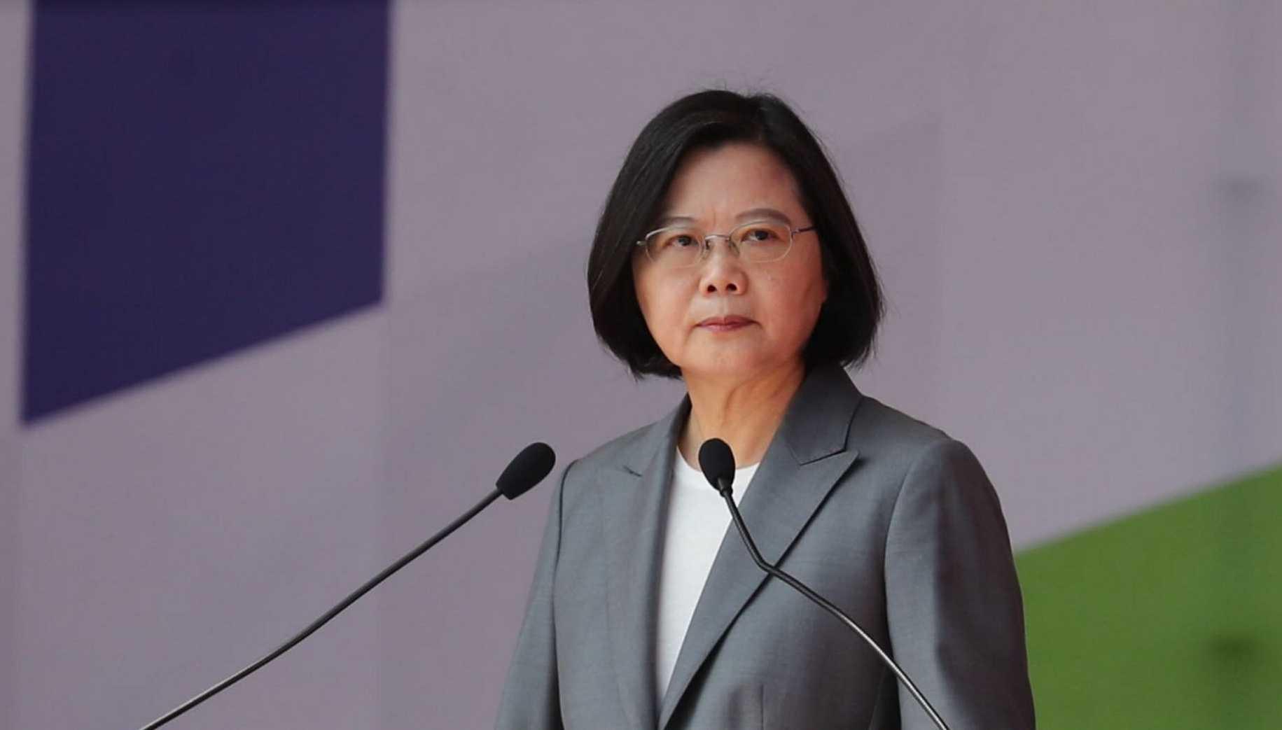 Tsai Ing-wen politician