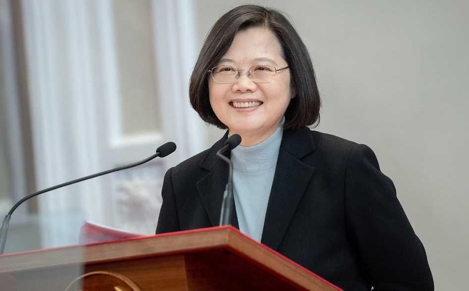 Tsai Ing-wen President