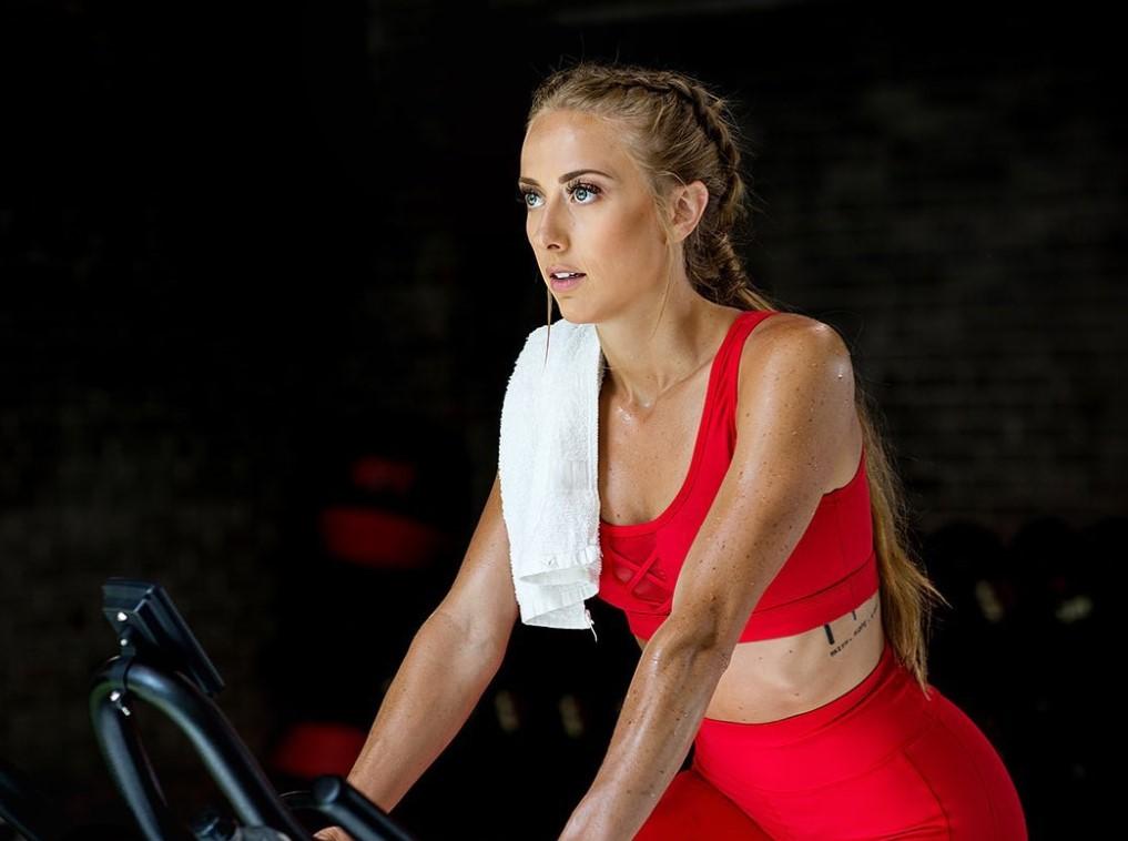 Brittany Matthews fitness