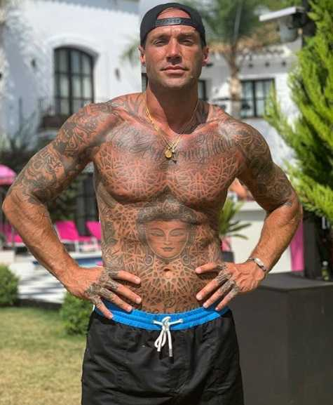Calum Best Height