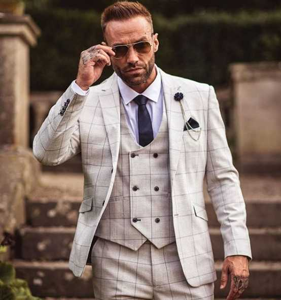 Calum Best Affair