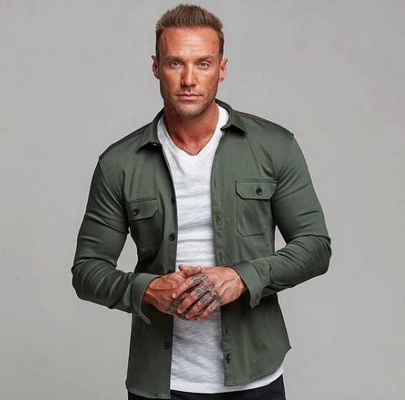 Calum Best Nationality