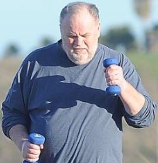Thomas Markle Mainaining Health