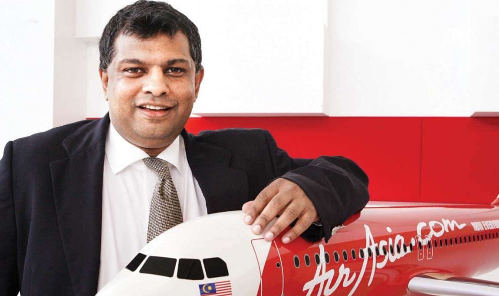 Tony Fernandes Founder Of AirAsia