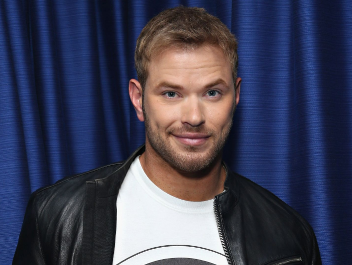 Kellan Lutz, a famous actor as well as a model