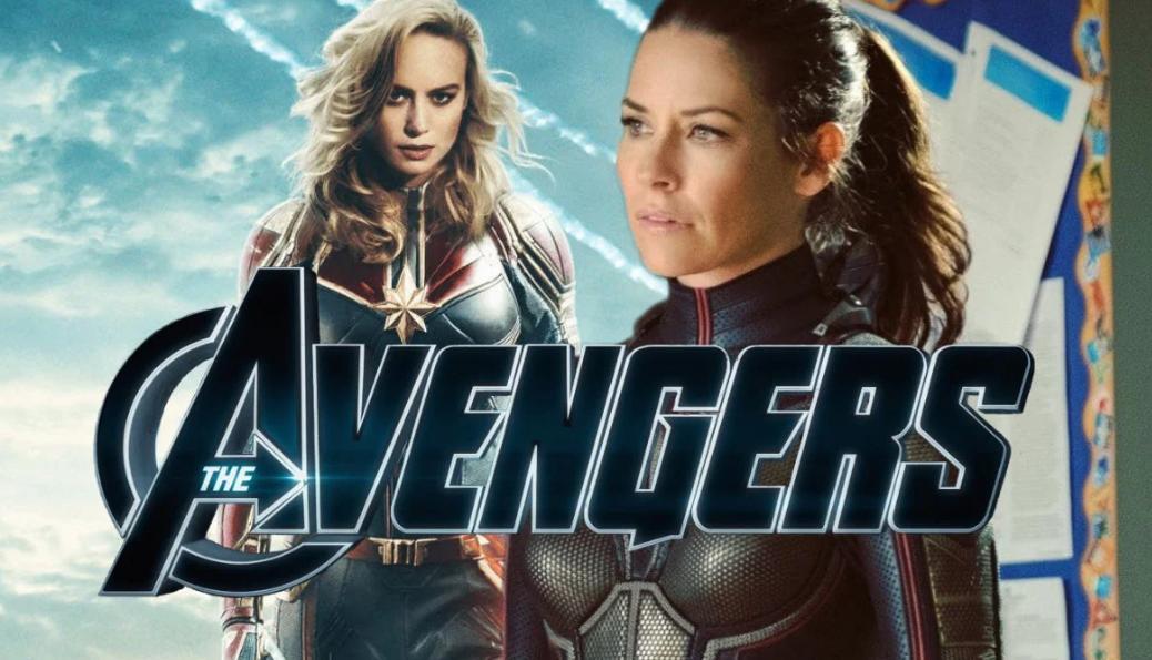 Evangeline In Avengers 1