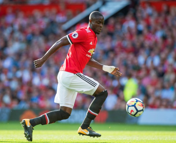 Eric Bailly, centre-back for Manchester United