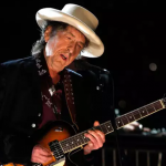 A famous singer and Nobel Winner; Bob Dylan