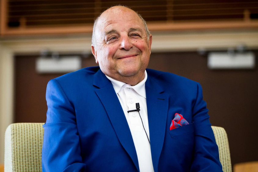 Barry Alvarez, current athletic director at the University of Wisconsin-Madison
