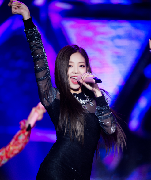 Jennie, a famous singer as well as a rapper