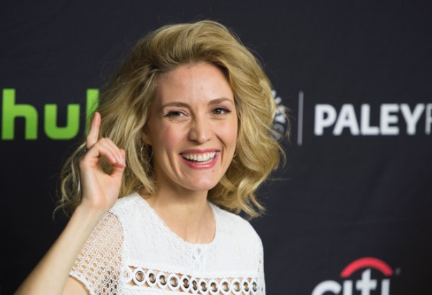 Evelyne Brochu, a canadian actress
