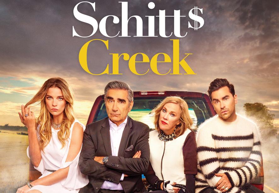 Daniel Levy's TV Series Schitt's Creek