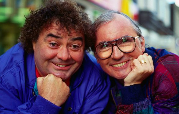 Eddie Large And Syd Little Partnership