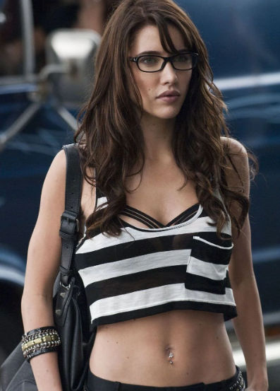 Jacqueline Woods in the movie, Final Destination 5