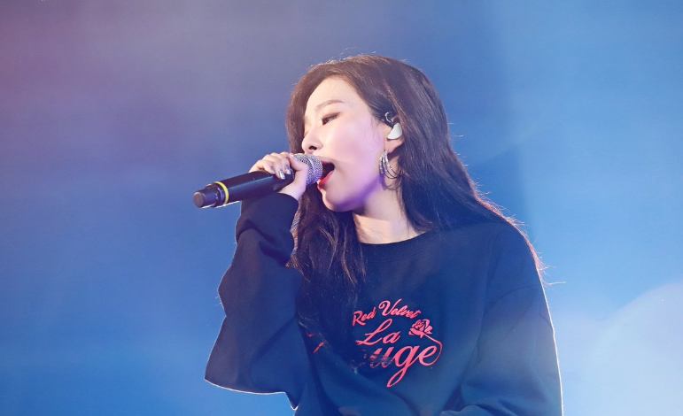 Seulgi Singing