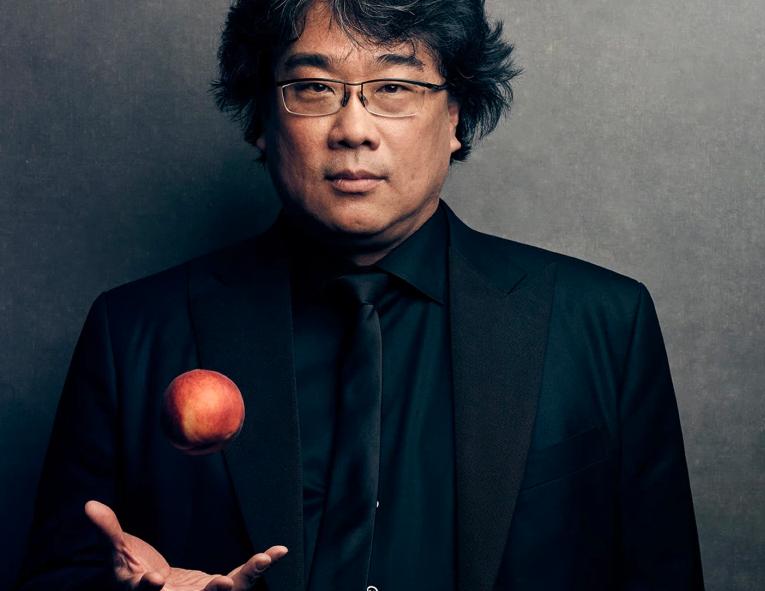 Bong Joon Ho, a famous filmmaker
