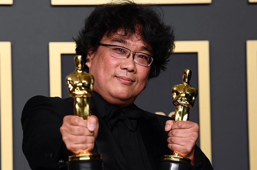 Bong Joon Ho, Winning Oscar for the movie Parasite