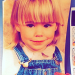 Billie Piper Childhood Picture