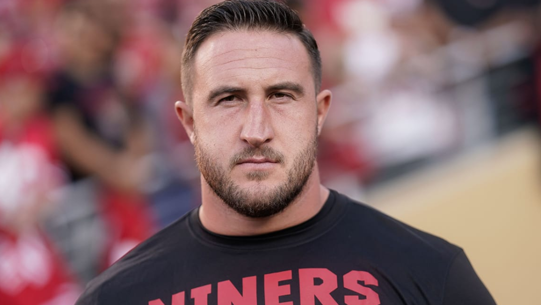 Joe Staley announces his retirement