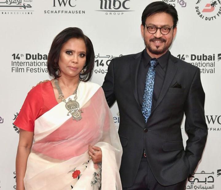 Irrfan Khan Wife