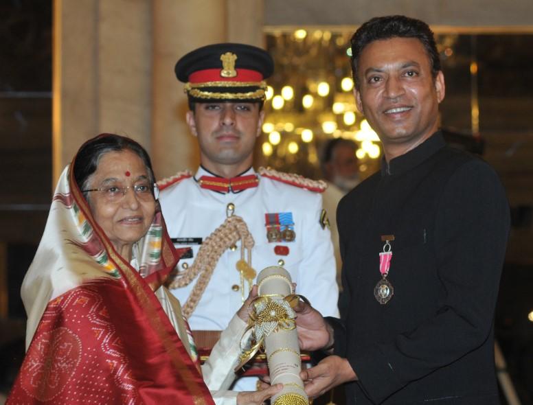 Irrfan Khan Awards
