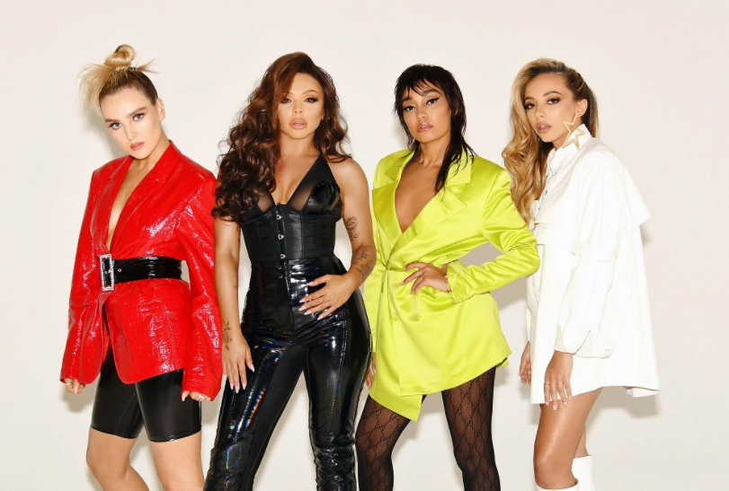 Little Mix Band Member; Perrie Edwards, Leigh-Anne Pinnock, Jade Thirlwall and Jesy Nelson
