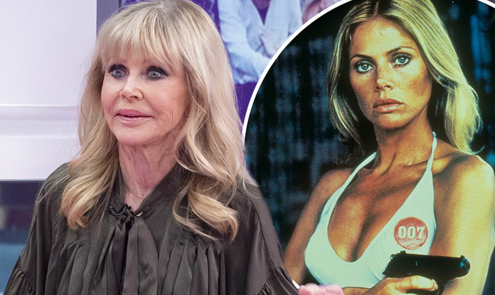 Britt Ekland Stopped Plastic Surgery