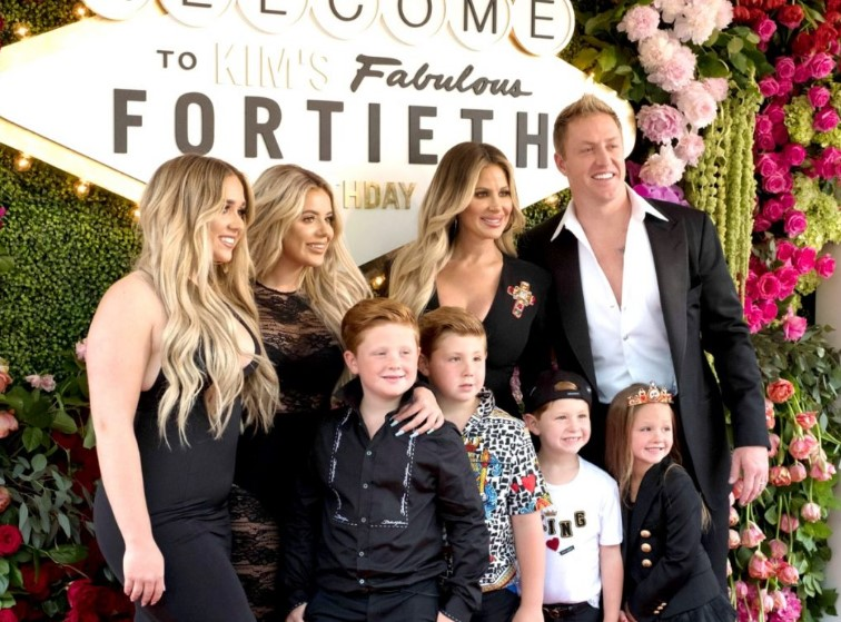 Brielle Biermann family