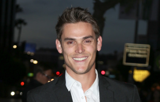 Mark Grossman, a famous actor