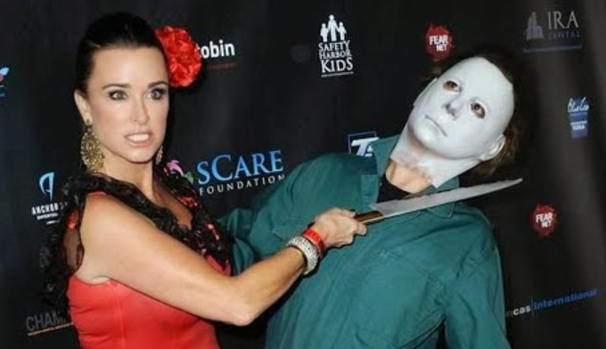 Kyle Richards in Halloween Kills