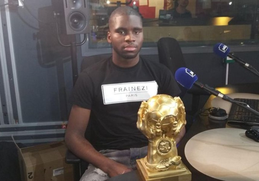 Odsonne Edouard awards