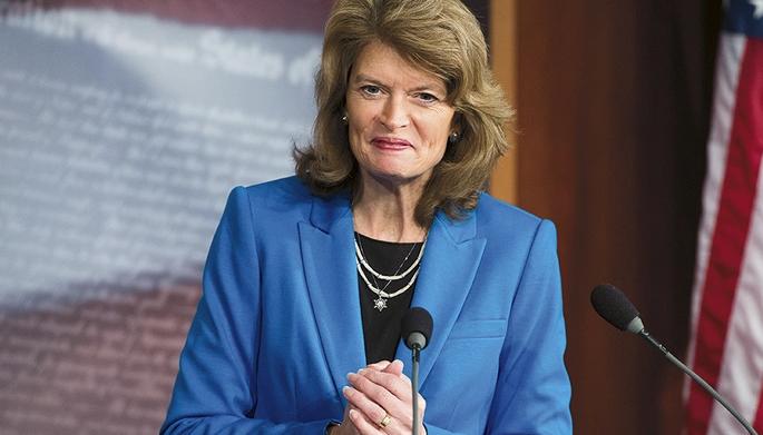 Lisa Murkowski, a famous Politician 1