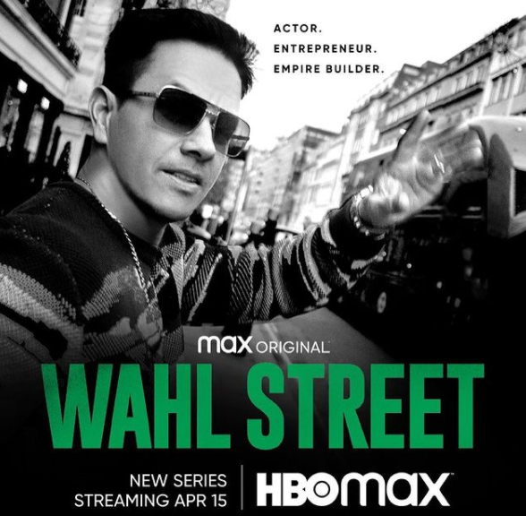 Mark Wahlberg cast in the TV series 'Wahl Street' as of 2021