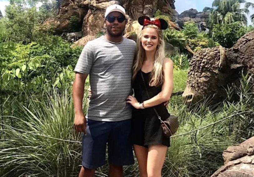 Harold Varner III and Amanda Singleton Break Up