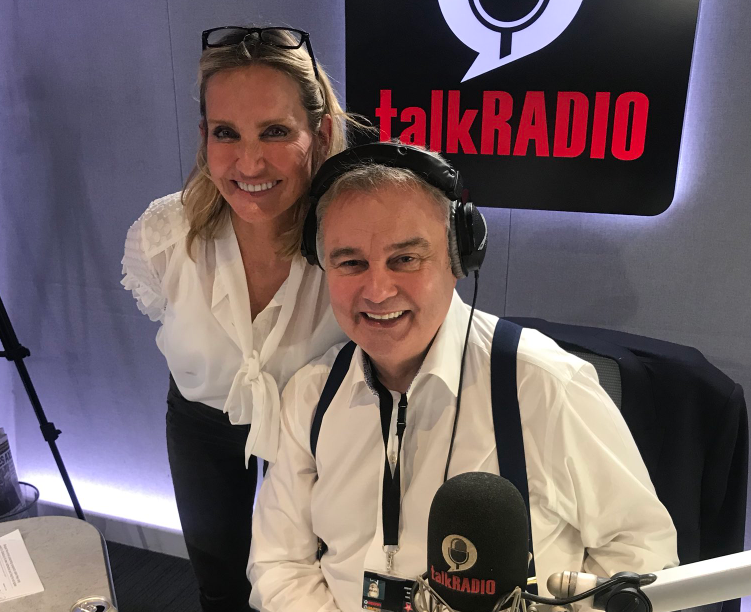In 2016, Holmes presented his own radio show on talkRADIO