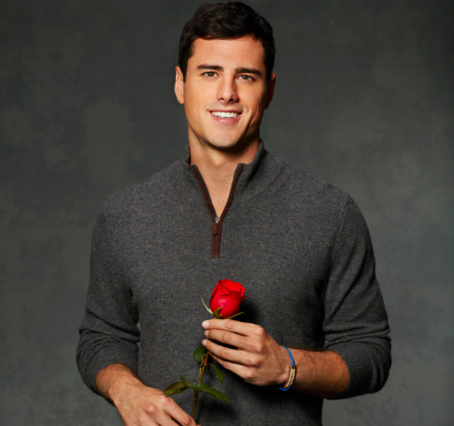Ben Higgins, an American reality television star